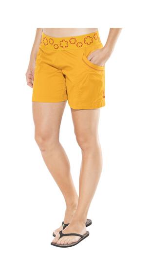Ocun Pantera - Short Femme - jaune